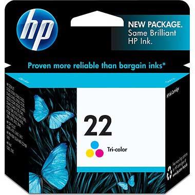 """""""HP 22 Tri-Colour"""""""