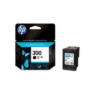 """HP 300 Black"""