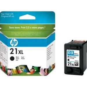 """HP 21 XL Black"""