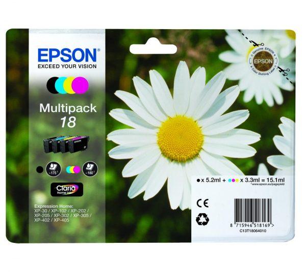 """EPSON Daisy T1806 Cyan"""