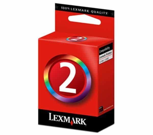 """""""LEXMARK 2 Tri-colour"""""""
