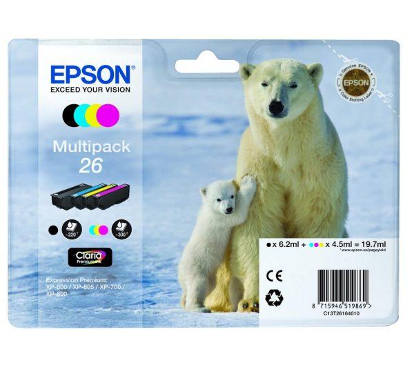 """EPSON Polar Bear T2616 Cyan"""